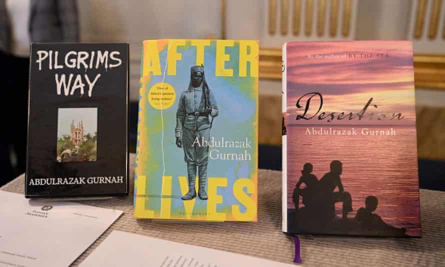 Books by Abdulrazak Gurnah