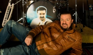 David Brent: Life on the Road - Press film still