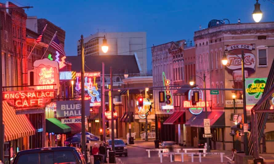 Memphis, Tennessee, in the US.