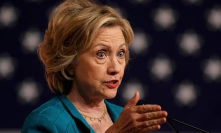Hillary Clinton in Miami