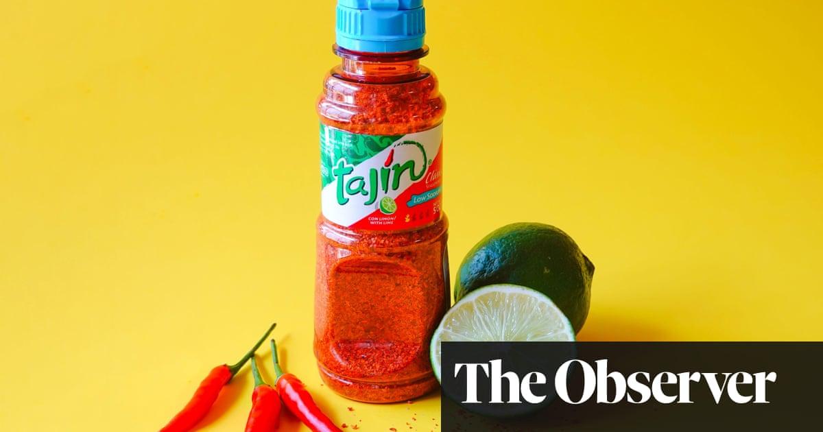 Ravinder Bhogal's secret ingredient: tajin spice mix