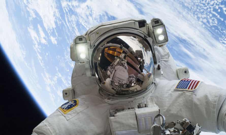 Astronaut Mike Hopkins, Expedition 38 Flight Engineer