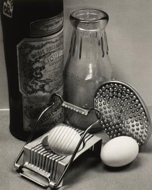 Ansel Adams, Still Life, San Francisco, 1932.