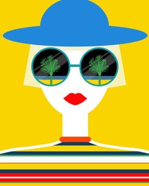 Sunglasses, by Ana Jaks (Anya Jackson)