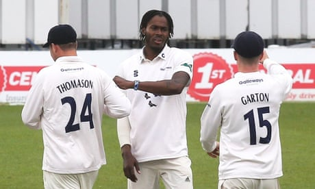 Jofra Archer an England doubt after injury recurrence: county cricket – as it happened