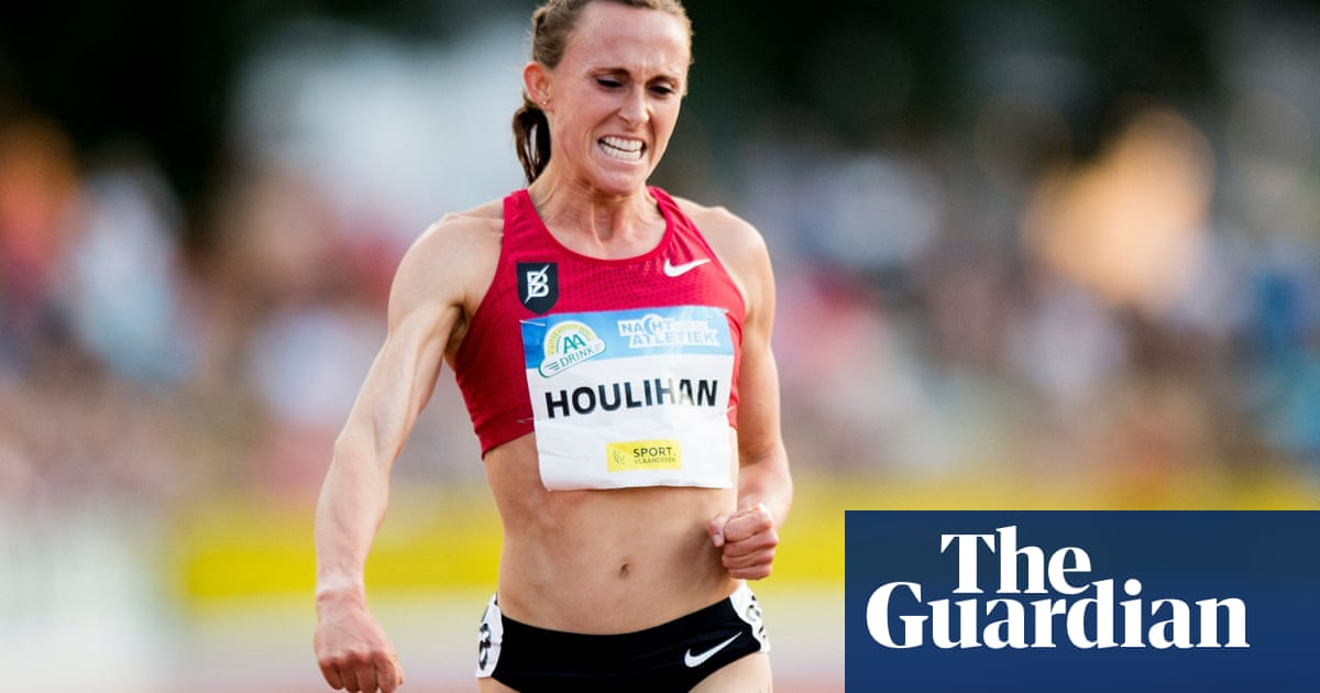 Cas say 'close to zero' probability Shelby Houlihan failed drugs test due to burrito