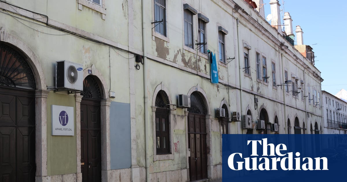 Inside Santos Lima: the block at the heart of Lisbon's 'real-estate