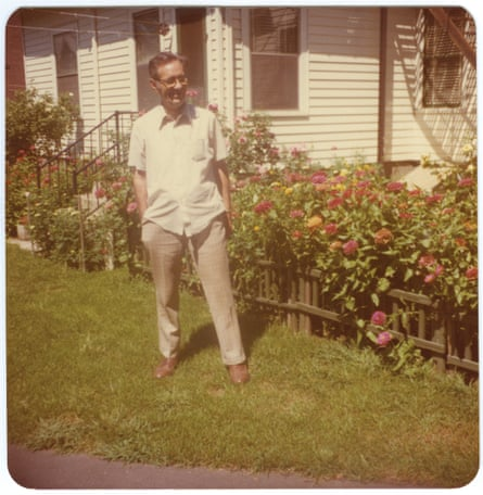 Henry Malaison in Connecticut, 1974.