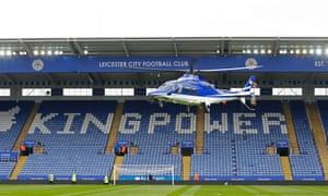 Leicester's King Power Stadium