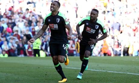 Callum Wilson hits last-gasp winner for Bournemouth at Europe-bound Burnley