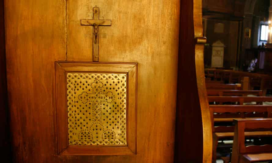 Confession goes back to the second century AD, when the church began to wonder about the forgiveness of mortal sins.