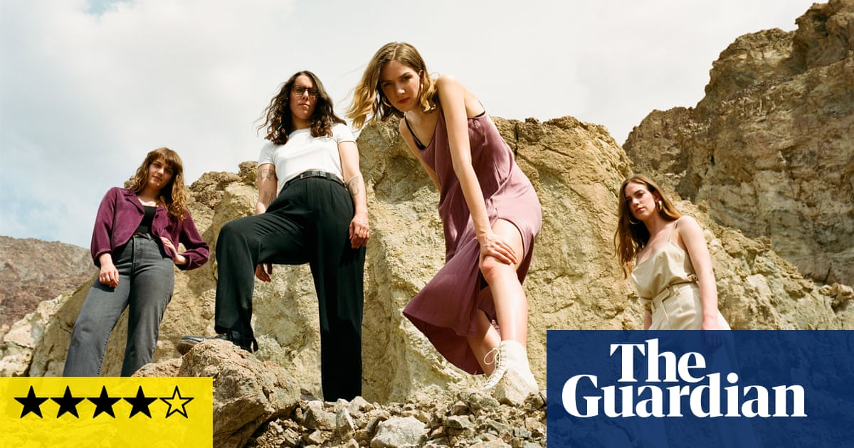 The Big Moon: Walking Like We Do review – endlessly quotable indie-pop