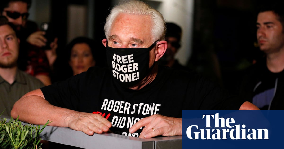 Trump's commutation of ally Roger Stone's sentence sparks outrage