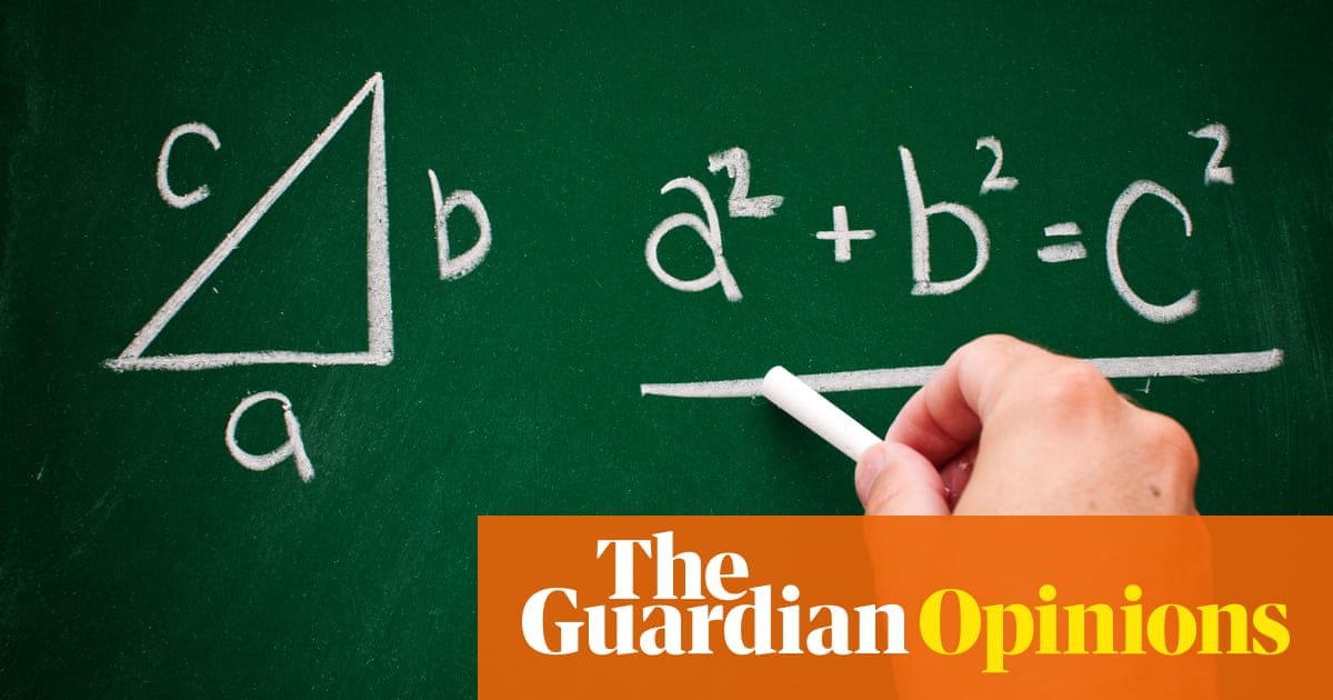 Our fixation with maths doesn\'t add up   Simon Jenkins   Opinion ...