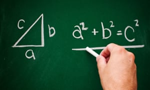 While basic maths is all well and good, higher maths is 'without practical application'.