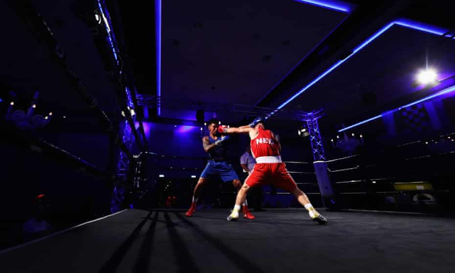 Amateur boxing's world governing body is prepared to sure the IOC if it is removed from Tokyo 2020.