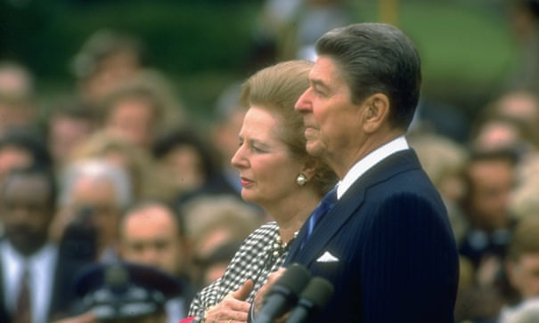 Thatcher and Reagan week is latest skirmish in Bolsonaro's culture wars   Brazil   The Guardian