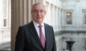UCL's provost, Michael Arthur