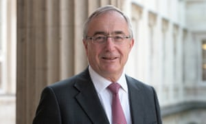 Michael Arthur, provost and president of University College London. 'A man of integrity,' say the signatories of a letter to the Guardian.