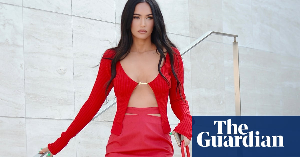 The 'pin top': latest summer trend suggests it's curtains for modesty