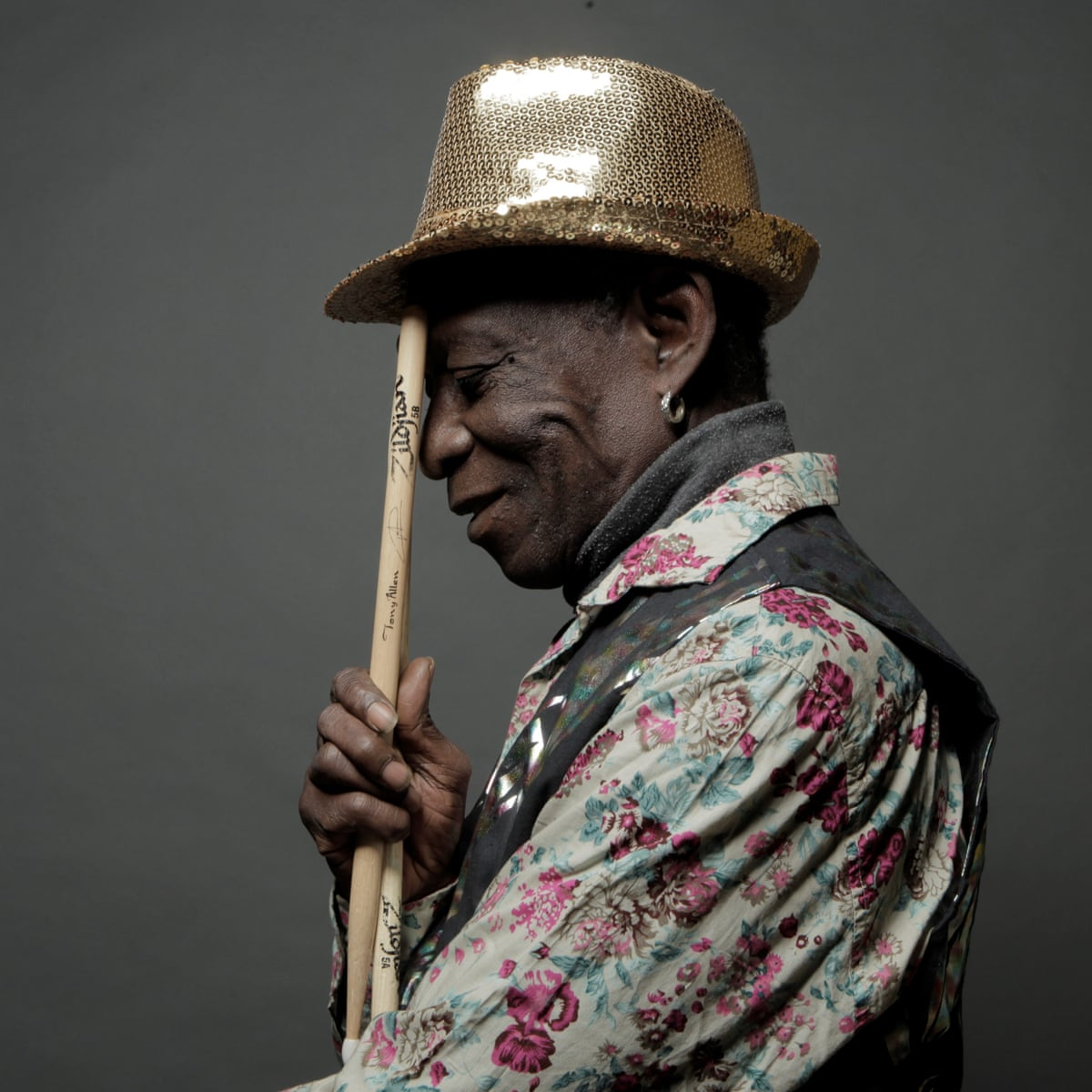 Tony Allen: the Afrobeat maverick who blazed a trail across the globe   Tony  Allen   The Guardian