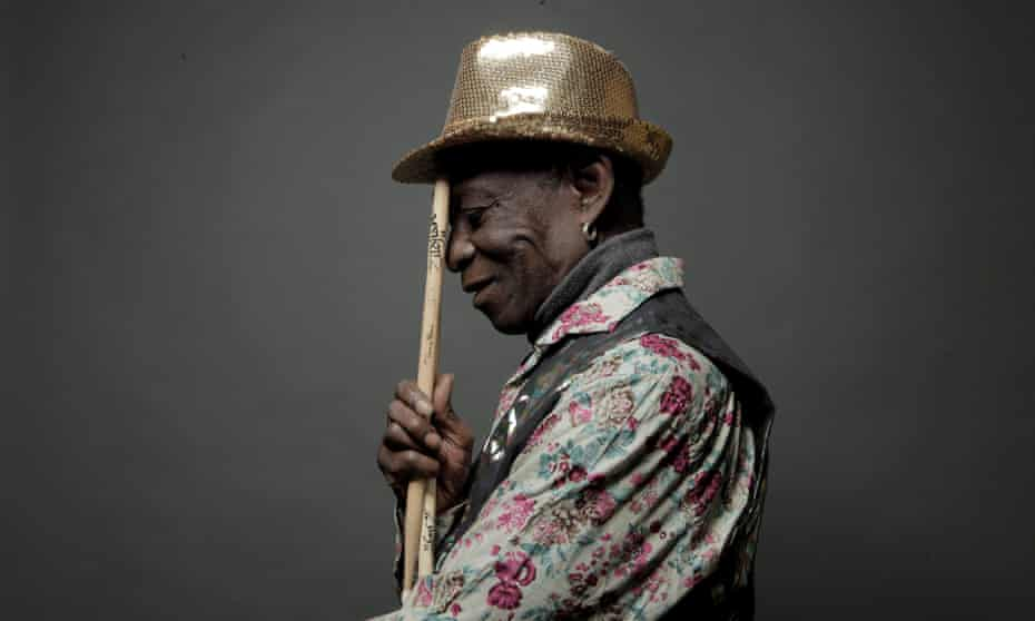 'For Allen, music was the most important message, always' ... Tony Allen.