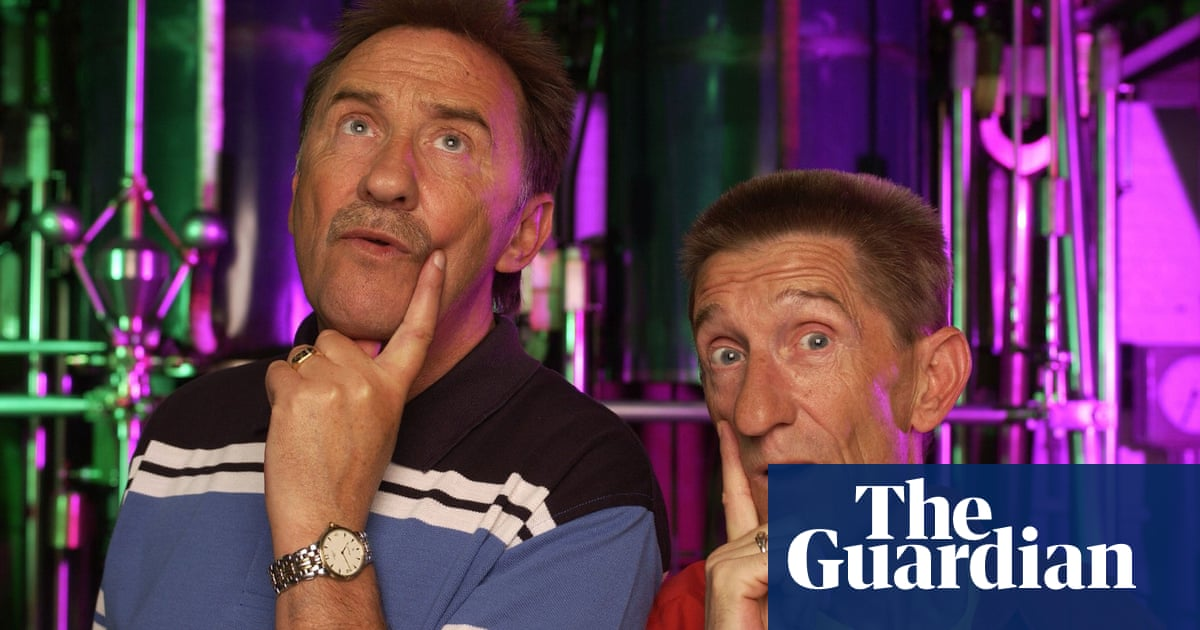 Why ChuckleVision is the greatest CBBC show ever