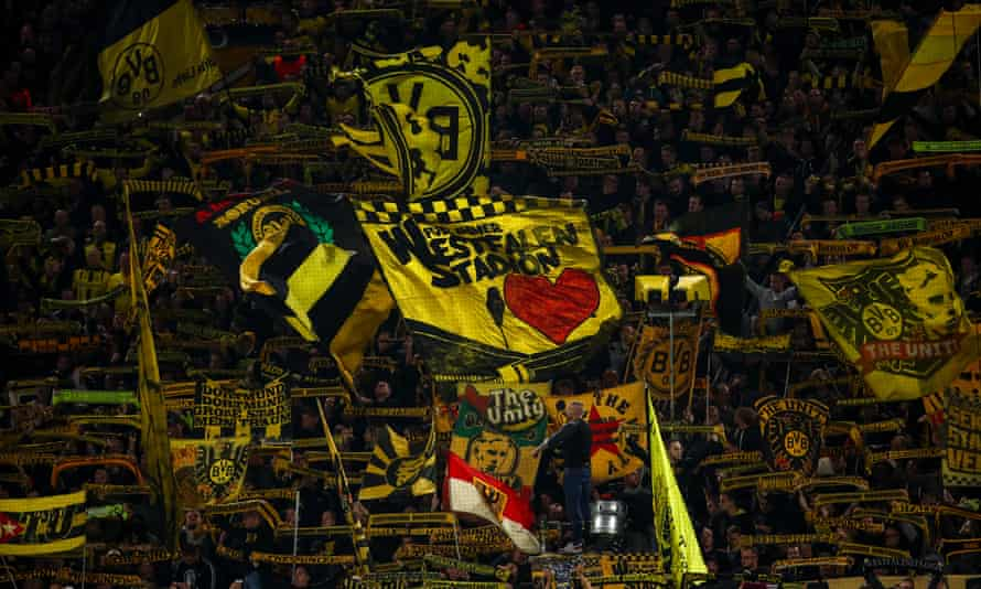 Borussia Dortmund's fans. Does English football have something to learn from the Bundesliga's fan ownership model?