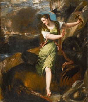 Titian painting