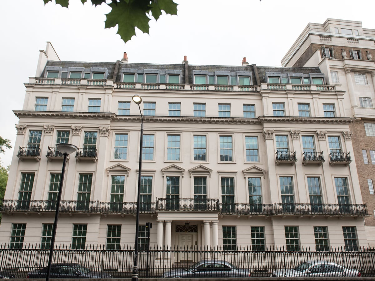 Chinese Tycoon Agrees To Buy London Mansion For Record 200m Housing Market The Guardian
