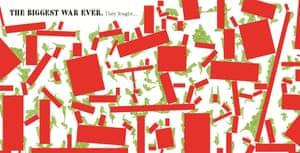 Illustration from Green Lizards vs Red Rectangles by Steve Antony