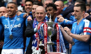 Rangers v Alloa - Scottish Championship