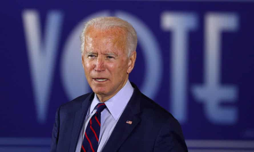 Joe Biden: 'Presidents come and go. Supreme court justices stay for generations.'
