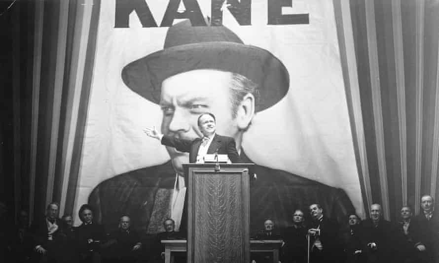 <strong>Richly informed case studies: a scene from the Orson Welles classic Citizen Kane.</strong>