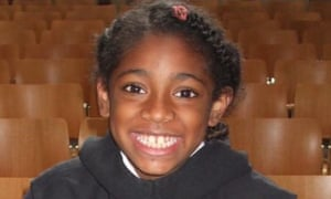 Ella Kissi-Debrah. Her mother believes illegal air pollution was a factor in her death of the nine-year-old