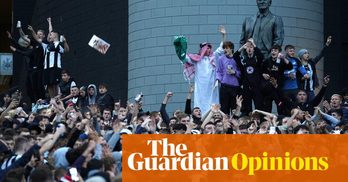 My message to Newcastle's Saudi owners: money alone can't keep football alive