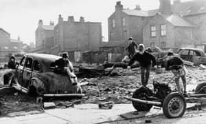 No limits … Manchester kids in 1968, in a shot by Shirley Baker that features in the Wellcome's Play Well exhibition.