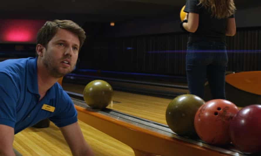 Ball boy … Jon Heder in When Jeff Tried to Save the World.