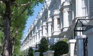 Kensington and Chelsea, London