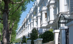 House prices in South Kensington have fallen by 5.8% over the last year, to an average of £1.9m, according to estate agency Stirling Ackroyd.
