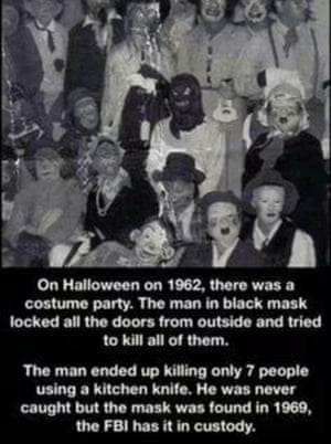 This Halloween murder meme isn't based on a true story