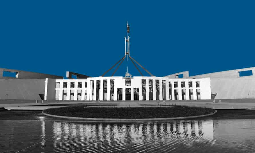 File photo of Parliament House in Canberra