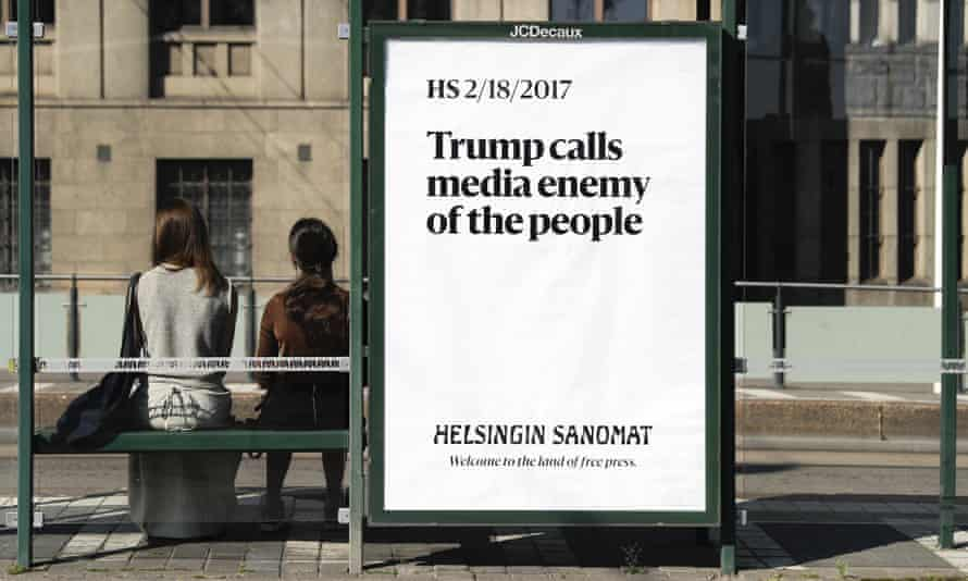 US papers plan fightback against what they call Trump's 'alarming' attacks.