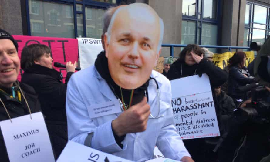 Protests against the Working Better pilot scheme in London