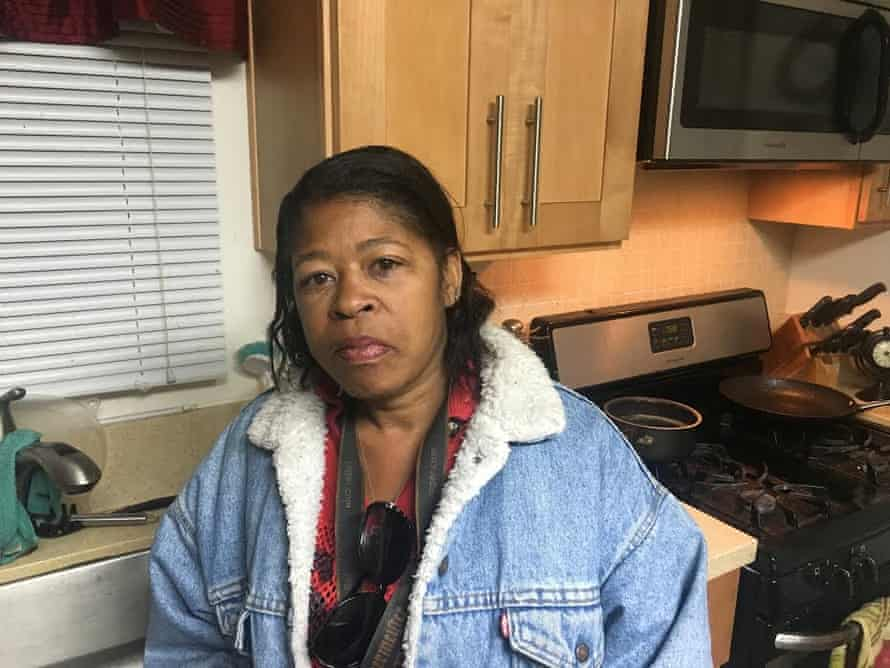 Leketha Williams said the eviction trapped her in a cycle of financial hardship.