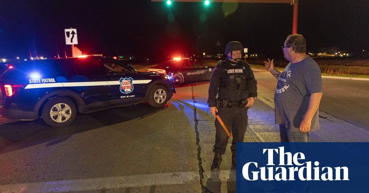 Wisconsin shooting: two dead after incident at Oneida casino near Green Bay