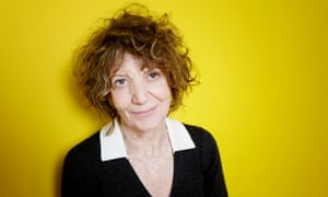 Susie Orbach. Photograph: Sarah Lee for the Guardian
