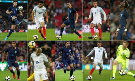 England's World Cup wannabes: who should be on the plane to Russia? | Sachin Nakrani