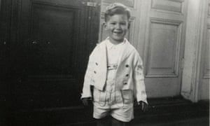 Joachim Hirsch, a passenger on the St Louis, who went on to be murdered in Auschwitz