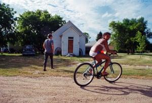 Playing In The Neighborhood | Skyeston, North Dakota - 2016